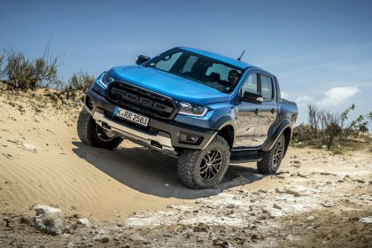 2019 Ford Ranger Raptor - EU version 192