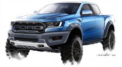 2019 Ford Ranger Raptor - EU version 230