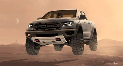 2019 Ford Ranger Raptor - EU version 231