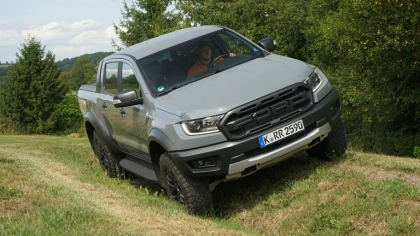 2019 Ford Ranger Raptor - EU version 3