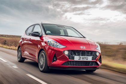2020 Hyundai i10 - UK version 4