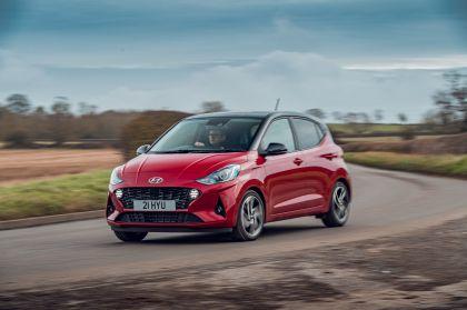 2020 Hyundai i10 - UK version 5