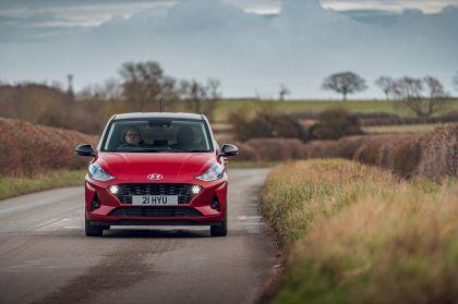 2020 Hyundai i10 - UK version 8