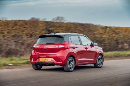 2020 Hyundai i10 - UK version 9