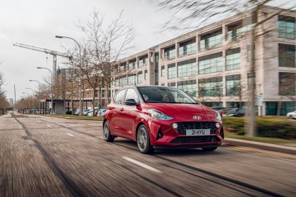 2020 Hyundai i10 - UK version 14