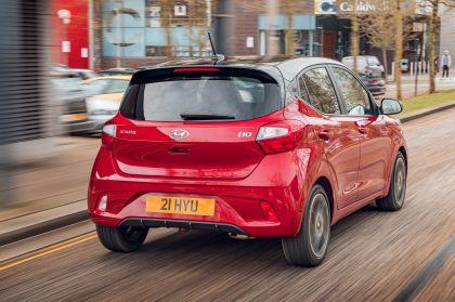 2020 Hyundai i10 - UK version 19