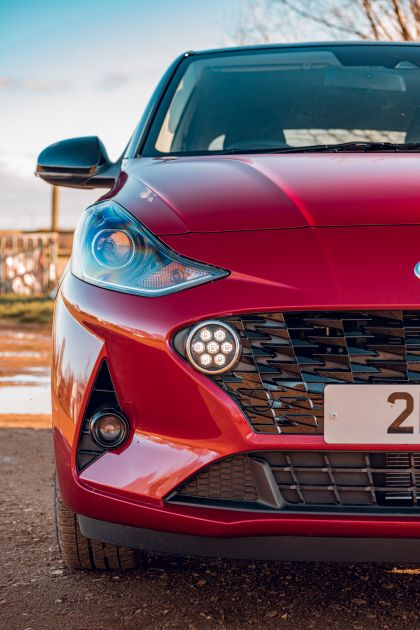 2020 Hyundai i10 - UK version 24