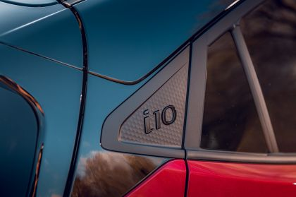 2020 Hyundai i10 - UK version 30