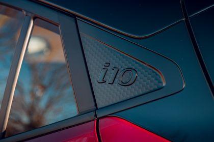 2020 Hyundai i10 - UK version 31