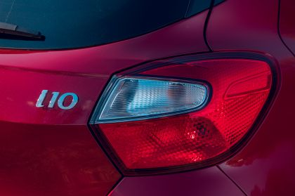 2020 Hyundai i10 - UK version 34