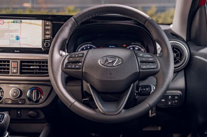 2020 Hyundai i10 - UK version 47