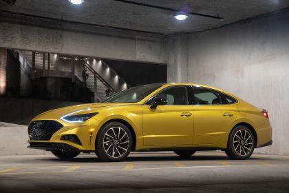 2020 Hyundai Sonata SEL 10