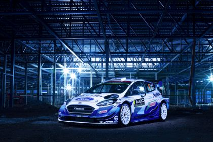 2020 Ford Fiesta WRC - M-Sport livery 1