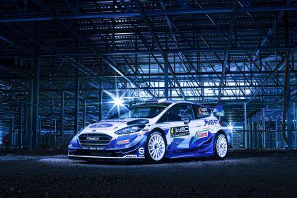 2020 Ford Fiesta WRC - M-Sport livery 2