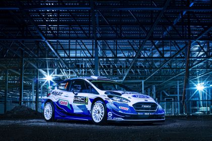 2020 Ford Fiesta WRC - M-Sport livery 3