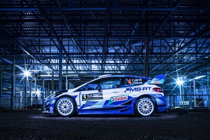 2020 Ford Fiesta WRC - M-Sport livery 4