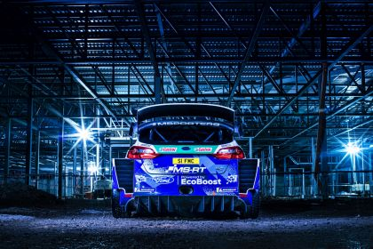 2020 Ford Fiesta WRC - M-Sport livery 7