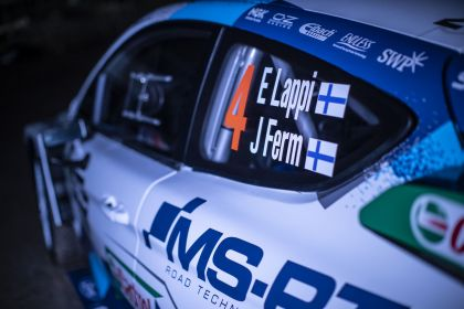 2020 Ford Fiesta WRC - M-Sport livery 11
