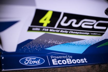 2020 Ford Fiesta WRC - M-Sport livery 12