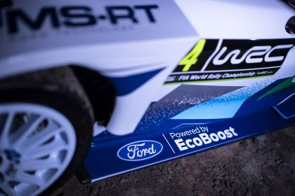 2020 Ford Fiesta WRC - M-Sport livery 13