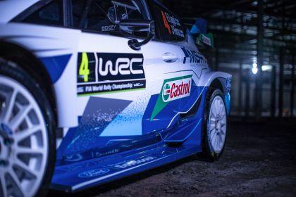 2020 Ford Fiesta WRC - M-Sport livery 14