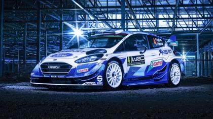 2020 Ford Fiesta WRC - M-Sport livery 9