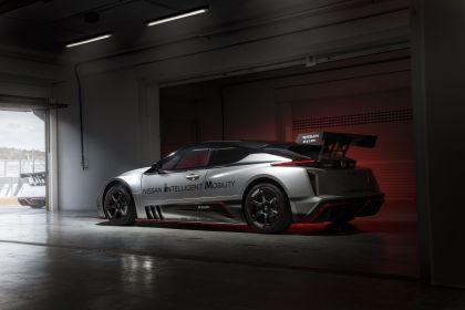2020 Nissan Leaf Nismo RC - Valencia test 3
