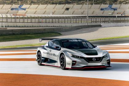 2020 Nissan Leaf Nismo RC - Valencia test 5