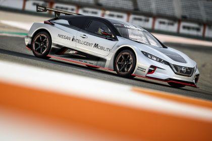 2020 Nissan Leaf Nismo RC - Valencia test 6