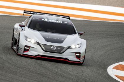 2020 Nissan Leaf Nismo RC - Valencia test 7