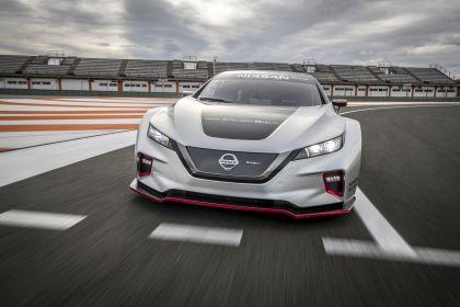 2020 Nissan Leaf Nismo RC - Valencia test 11