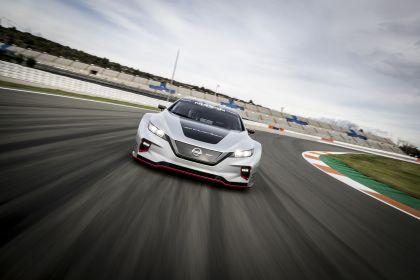2020 Nissan Leaf Nismo RC - Valencia test 12