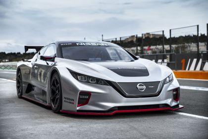 2020 Nissan Leaf Nismo RC - Valencia test 13