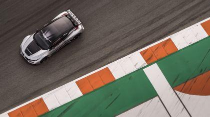 2020 Nissan Leaf Nismo RC - Valencia test 15