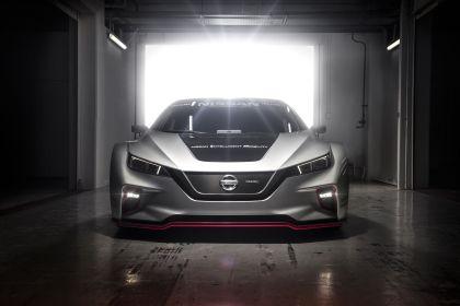 2020 Nissan Leaf Nismo RC - Valencia test 16
