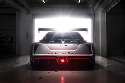 2020 Nissan Leaf Nismo RC - Valencia test 17