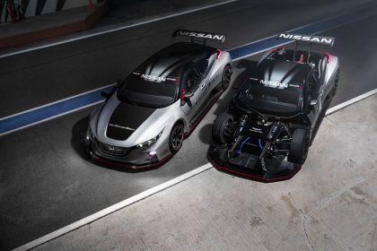 2020 Nissan Leaf Nismo RC - Valencia test 19