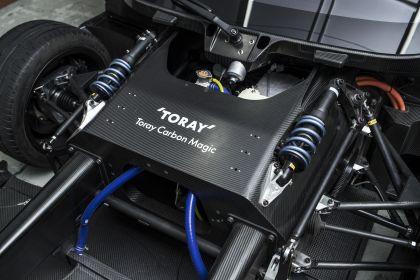 2020 Nissan Leaf Nismo RC - Valencia test 20