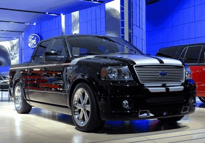 2008 Ford F-150 Foose edition - show truck 18