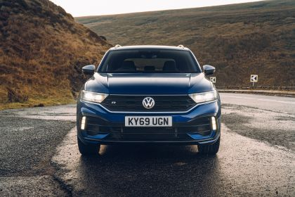 2020 Volkswagen T-Roc R - UK version 19