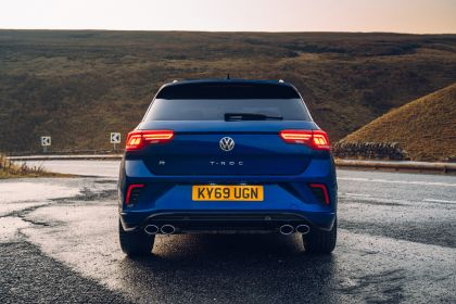 2020 Volkswagen T-Roc R - UK version 21