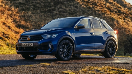 2020 Volkswagen T-Roc R - UK version 3