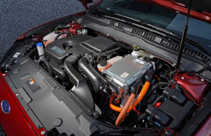 2020 Ford Mondeo ST-Line Hybrid 28