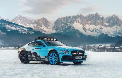 2020 Bentley Continental GT - 2020 GP Ice Race 1