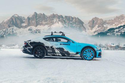 2020 Bentley Continental GT - 2020 GP Ice Race 3