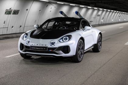 2020 Alpine A110 Sports X 1