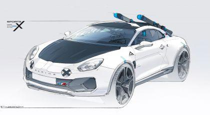 2020 Alpine A110 Sports X 10