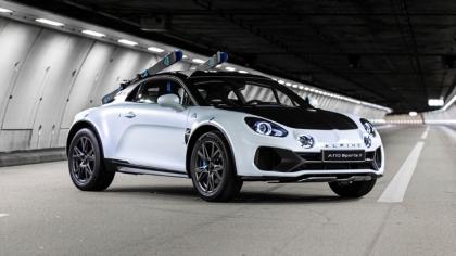 2020 Alpine A110 Sports X 7