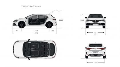 2020 Renault Mégane R.S. 3