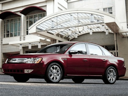 2008 Ford Five Hundred Limited 2